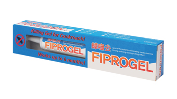 Cockroach Gel Bait - FIPROGEL